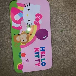 Hello Kitty Pencil Case, Makeup Bag & Color Pack
